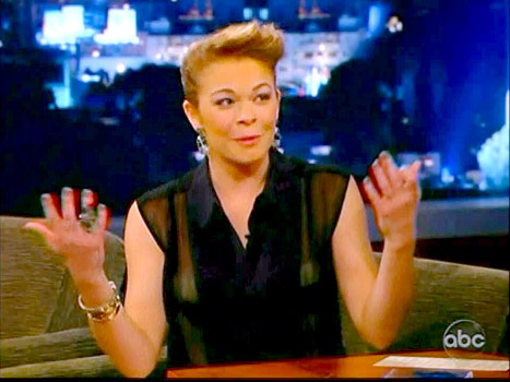Leann Rimes on Jimmy Kimmel