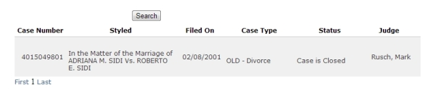 adriana divorce