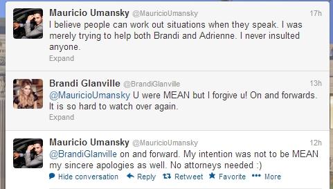 mauricio tweet
