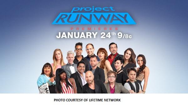 Project Runway Season 11 Cast Photo