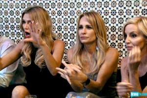 Brandi tells Mauricio to STFU (from Bravo's photo gallery)