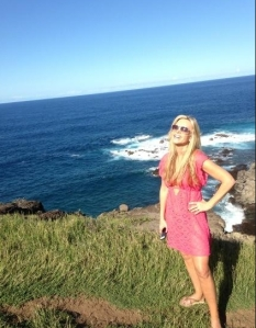 Tamra Barney in Maui (from Tamra's twitter feed)