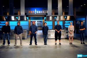 Last Seven Heading into Restaurant Wars (Bravo Photo Gallery)