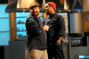 Sheldon is very grateful to be able to showcase his food (Bravo Photo Gallery)