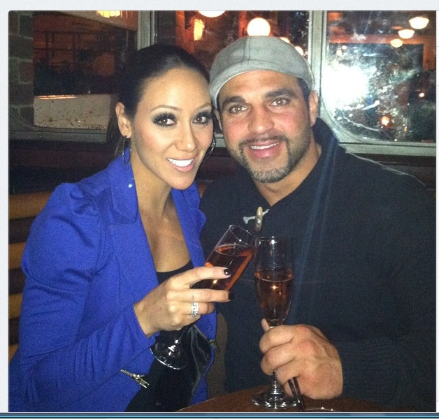Date Night (from Melissa Gorga's twitter)