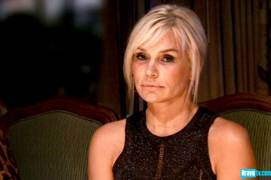 Yolanda Foster calls Marisa Zanuck out for a Bitter Blog by