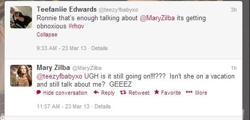 mary tweet