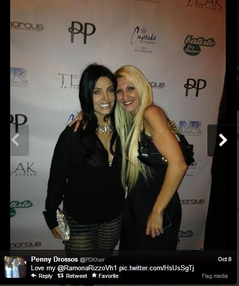 Penny and Ramona (Penny's twitter feed)