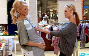 Gretchen and Tamra shopping