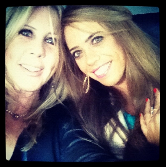 Vicki and lydia
