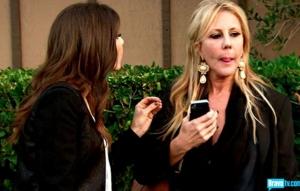 09Vicki biting her tongue talking to Heather
