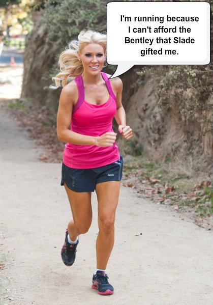 boston - gretchen running
