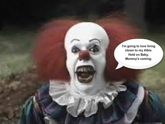 boston - clown