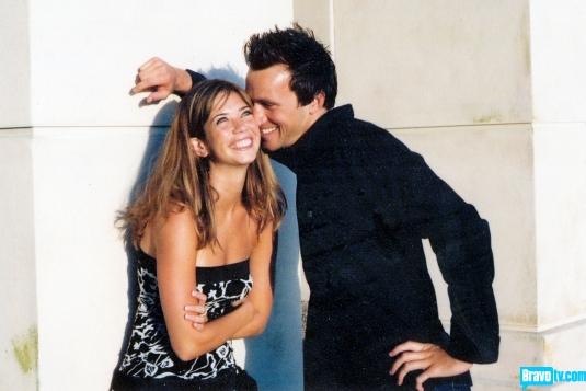 Lydia and husband
