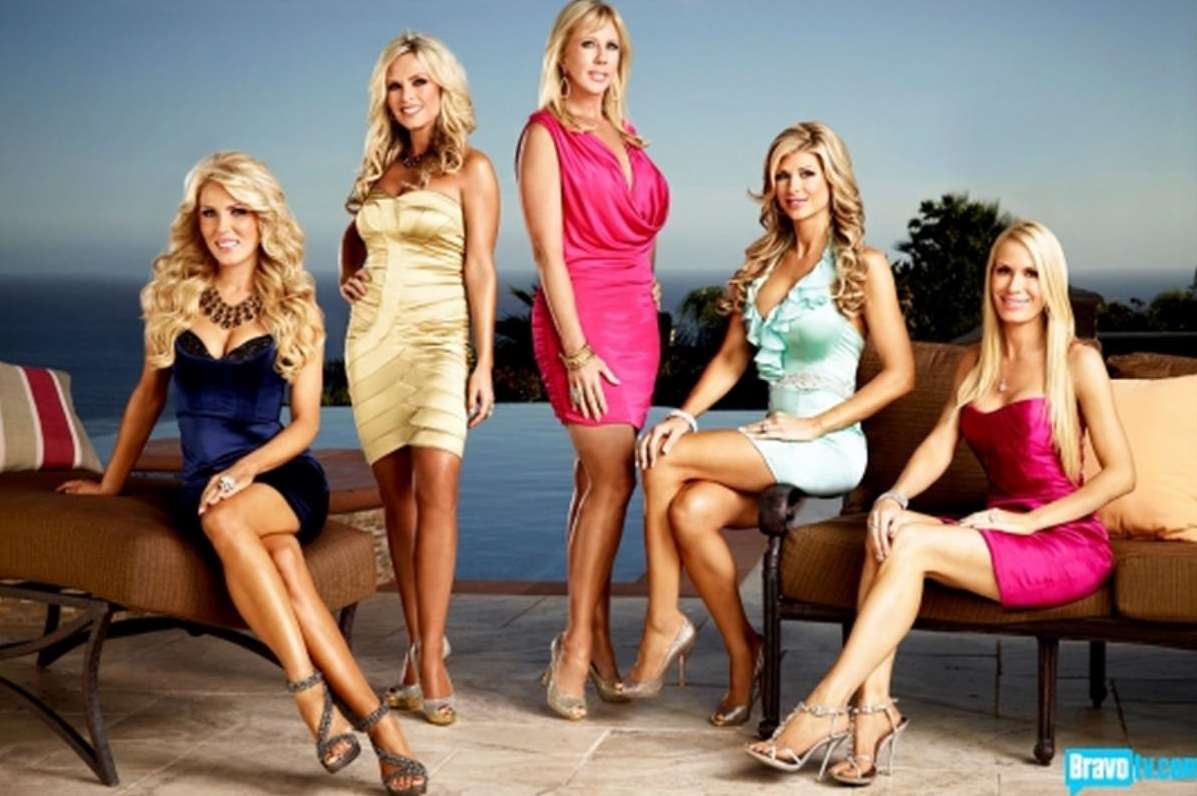 Season 6 featured Gretchen Rossi, Tamra Barney, Vicki Gunvalson ...