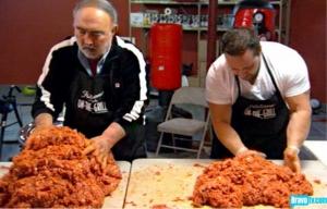 800 lbs of Sausage