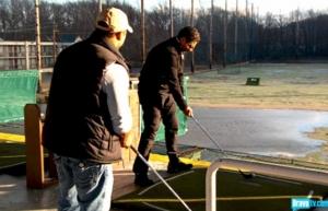 Golfing - Rich