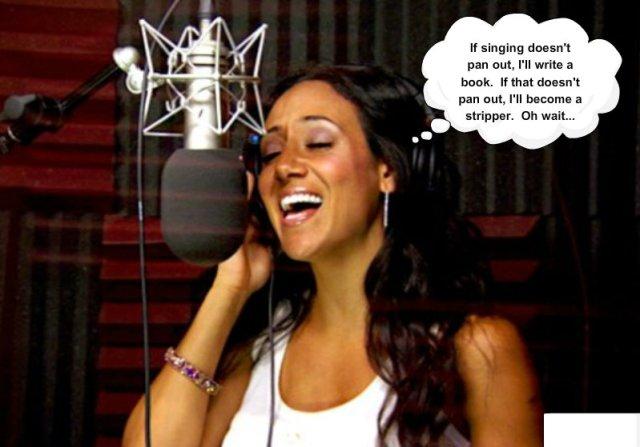 melissa singing