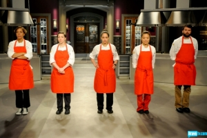 Top Chef three two