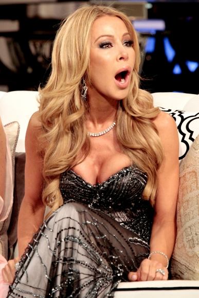Brandi Glanville's Filthy Mouth Gets Her in Trouble Again plus ...