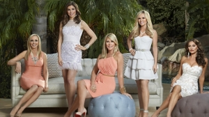 Shannon Beador, Heather Dubrow , Vicki Gunvalson, Tamra Judge & Lizzie Rovsek