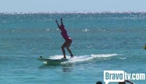 Vicki surf