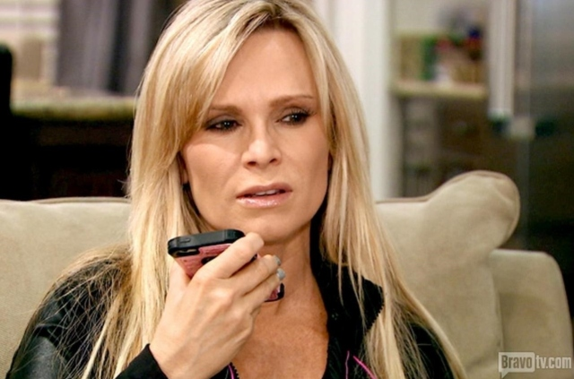 Tamra on cell