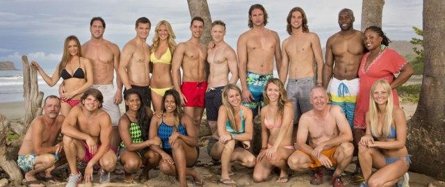 Survivor Season 29 Cast. Photo from CBS.com