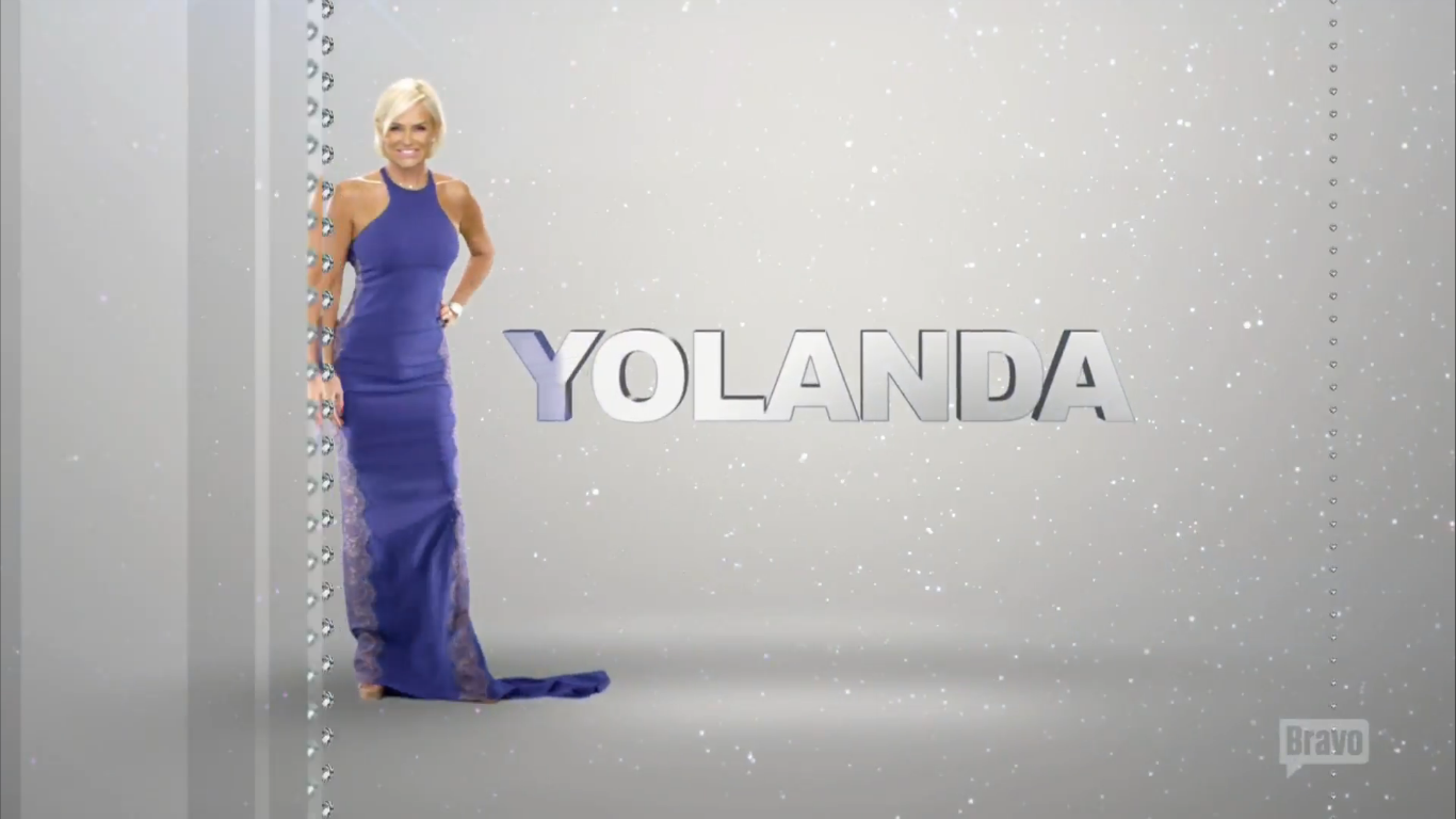 Real Housewives of Beverly Hills Cast Blogs – Yolanda wants US to ...