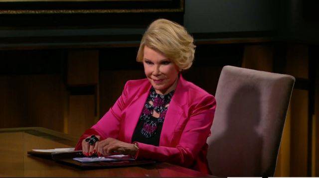Joan boardroom