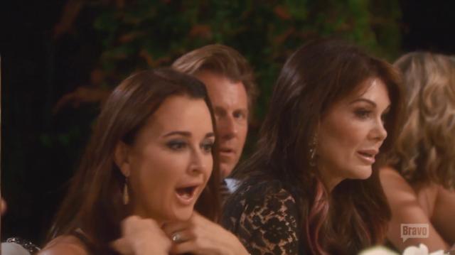 Kyle and Lisa V. react to Brandi (Small)