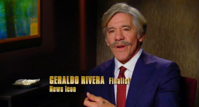 Geraldo - iconic