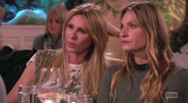 Heather and Carole