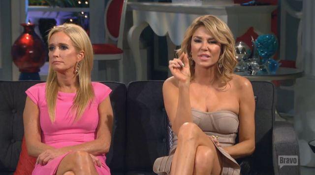 Kim and Brandi