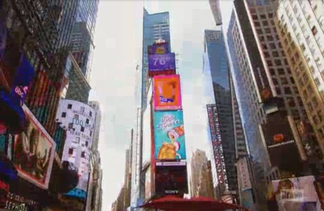 3 - time square