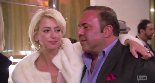 Dorinda and J-claws