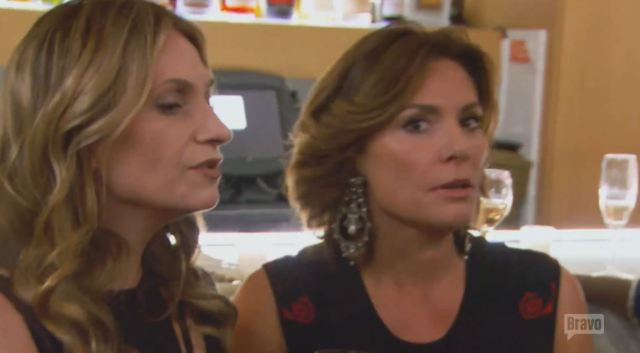 Heather and LuAnn
