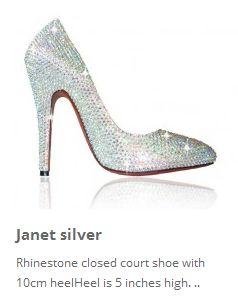 janet shoe