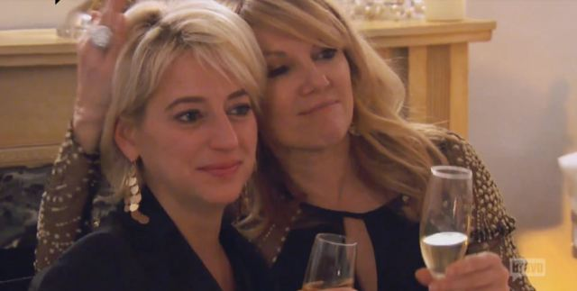 Ramona and Dorinda Finger