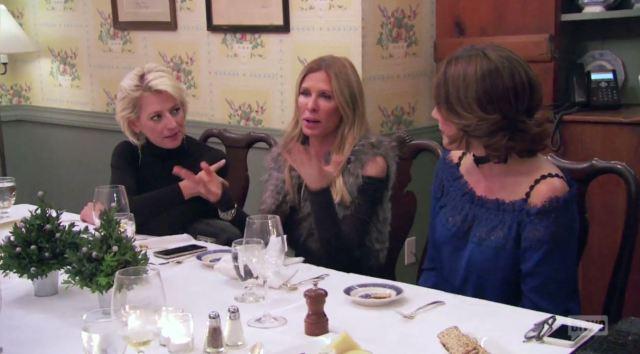 Carol explains B